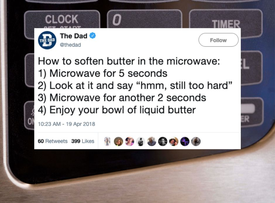 33 Hilarious Tweets About Microwave