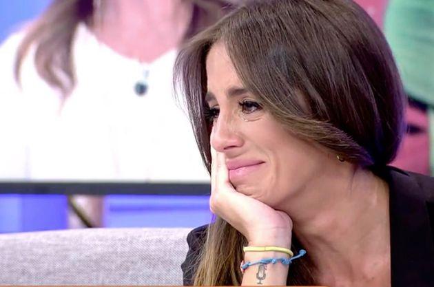 Anabel Pantoja confiesa sus problemas de ansiedad con la comida en 'Sálvame'