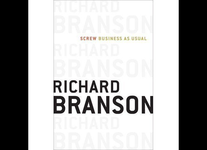 Sir Richard Branson's latest read challenges the notion that profitability and philanthropy can't coexist. The title will be