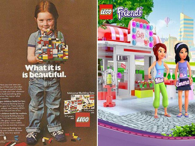 Lego Friends Petition Parents Women And Girls Ask Toy Companies To