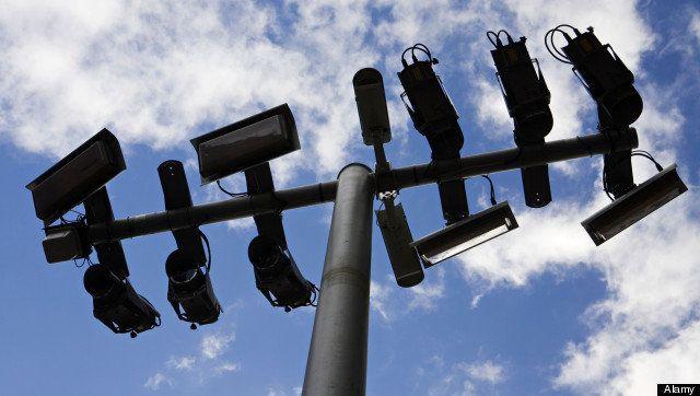 Surveillance Cameras At Border Capture License Plates, Location