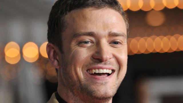 "Justin Timberlake at the Los Angeles premiere of his new movie ""In Time"" at the Regency Village Theatre, Westwood. October 20, 2011  Los Angeles, CA Picture: Paul Smith / Featureflash"