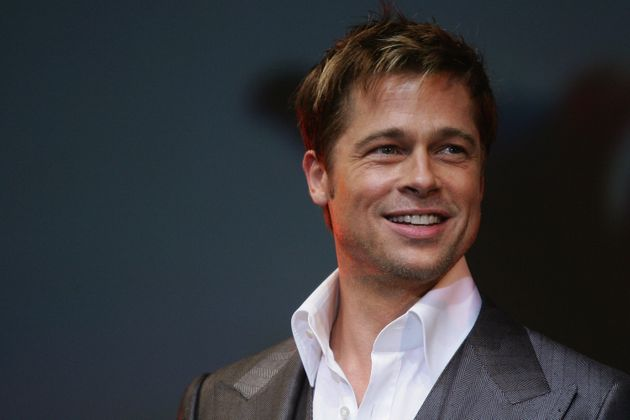 Brad Pitt S Short Hair Was Hot 9 Other Male Stars Who Ve Sported Long And Short Hair Photos Huffpost