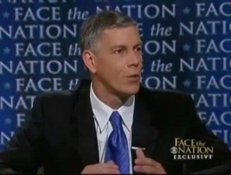 Education Secretary: Furor Over Obama Speech 'Silly' (VIDEO