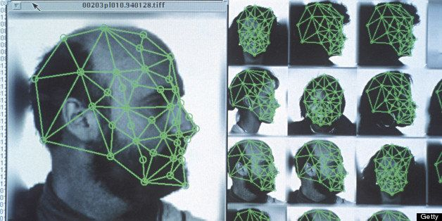 MULTIPLE FACIAL RECOGNITION GRIDS WITH SPECIFIC MALE/FEMALE POINTS 2/2