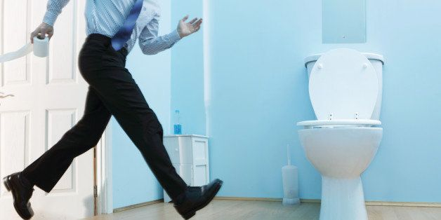 Always Running To The Bathroom? Your Bladder Health, Explained