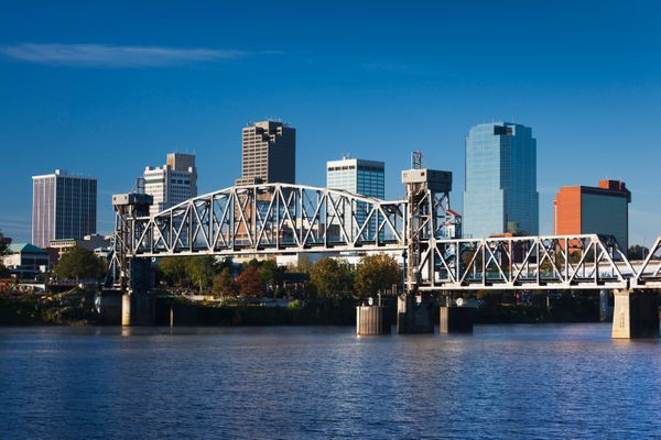Little Rock isn't only the hometown of President Bill Clinton, it's also one of the most dangerous small cities in America an