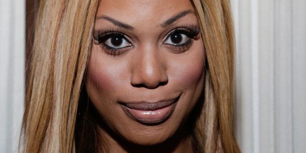 NEW YORK, NY - OCTOBER 01:  Actress and transgender activist Laverne Cox attends the 2013 WPA's Cocktails For A Cause at Loeb