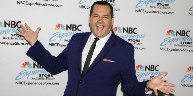 NEW YORK, NY - SEPTEMBER 06:  Ross Mathews visits for a Fan Meet And Greet at NBC Experience Store on September 6, 2013 in Ne