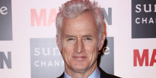 PARIS, FRANCE - FEBRUARY 08:  John Slattery attends the 'Mad Men' photocall at Hotel Royal Monceau Raffle on February 8, 2011