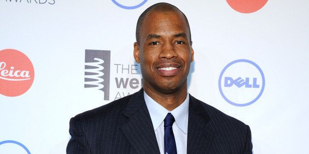 NEW YORK, NY - MAY 19:  Basketball player Jason Collins attends the 18th Annual Webby Awards on May 19, 2014 in New York City