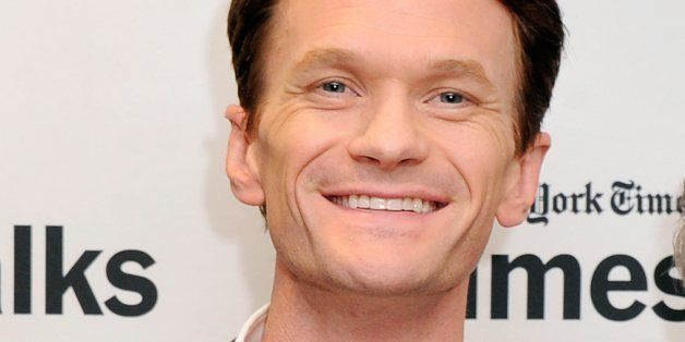 NEW YORK, NY - MAY 20:  Actor Neil Patrick Harris attends The New York Times' Times Talks on May 20, 2014 in New York, United