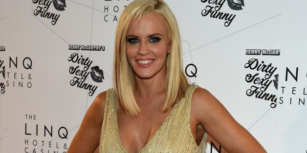 Jenny Mccarthy Says She Feels Trans Inside Sticks Her Foot In Her