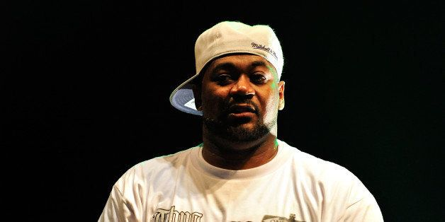 LONDON, ENGLAND - JULY 26:  Ghostface Killah of the Wu Tang Clan performs on stage at the 02 Academy Brixton on July 26, 2013