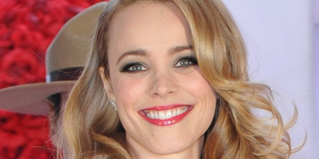 TORONTO, ON - OCTOBER 18:  Actress Rachel McAdams attends the 2014 Canada's Walk Of Fame Awards at the Sony Centre on October