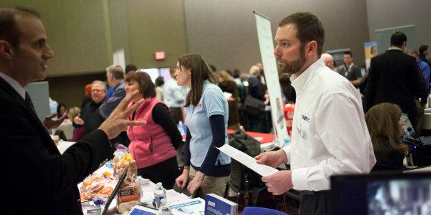 College of DuPage hosted its second annual Career Fair, sponsored by the Chicago Tribune Feb. 8, on the College's main campus