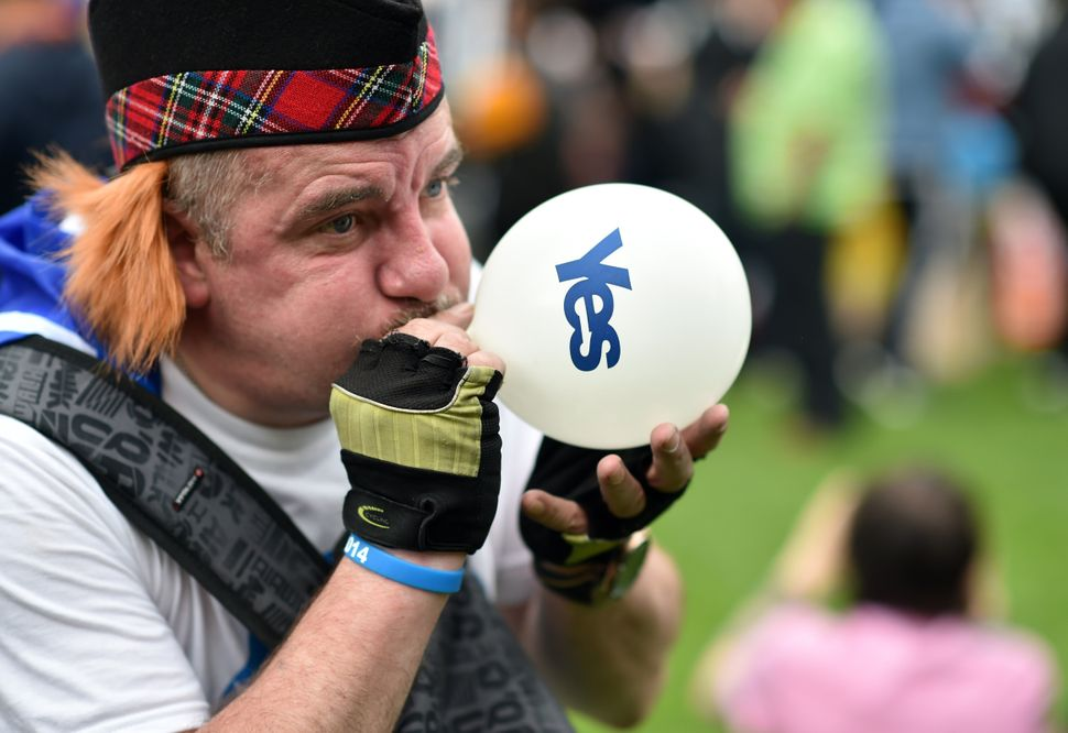 """On Sept. 18, Scotland <a href=""""http://www.bbc.com/news/events/scotland-decides"""" target=""""_blank"""">heads to the polls</a> in a r"""
