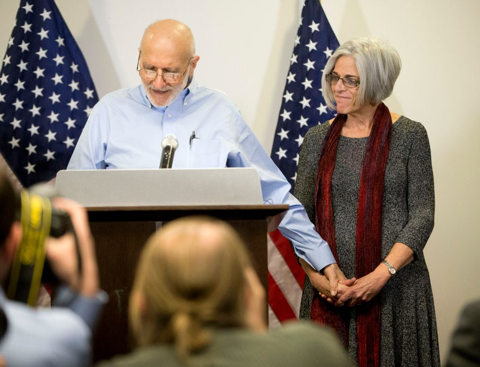 Cuba releases Alan Gross, an American aid worker who had been jailed on the island for five years. The U.S. and Cuba agree on