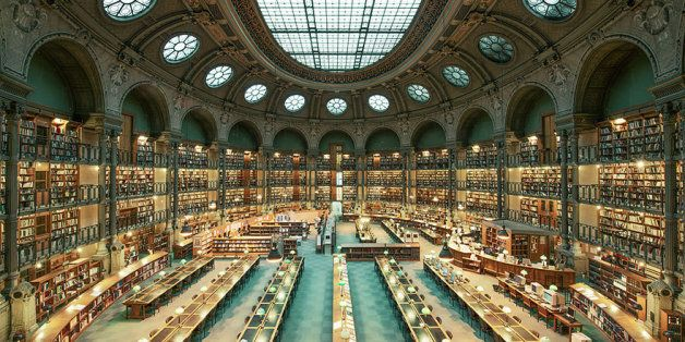Gorgeous Photos of the World's Most Beautiful Libraries