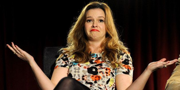 """Actor Amber Tamblyn participates in the Academy of Television Arts & Sciences Presents 10 Years After """"The Prime Time Clo"""