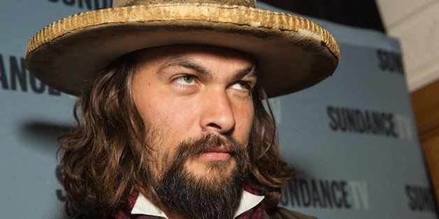 PARK CITY, UT - JANUARY 25:  Jason Momoa of 'The Red Road' attends the Sundance TV Channel party during the 2015 Sundance Fil