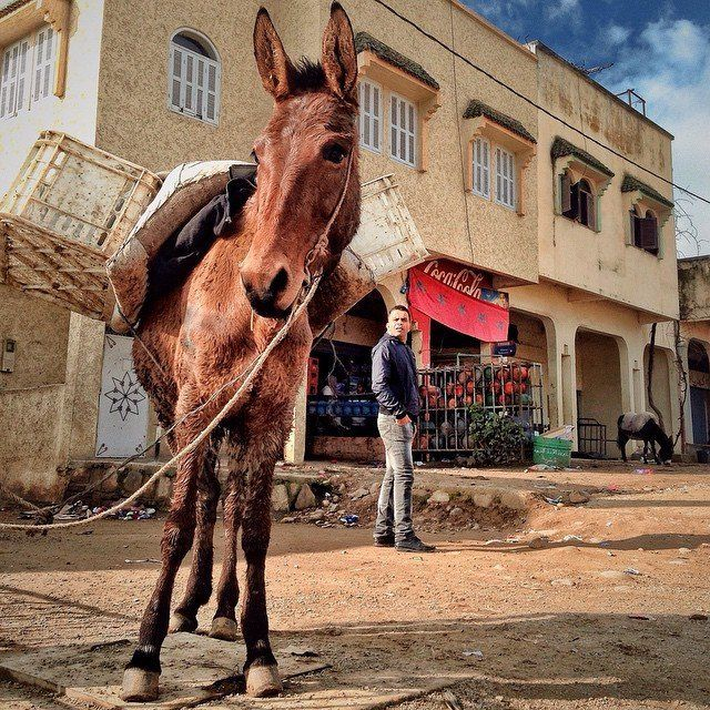 Amellagou, Morocco.