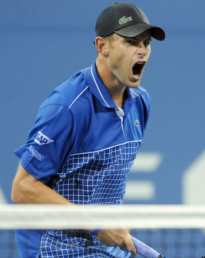 0ddfd42ec9d Andy Roddick Outburst At U.S. Open (VIDEO) | HuffPost