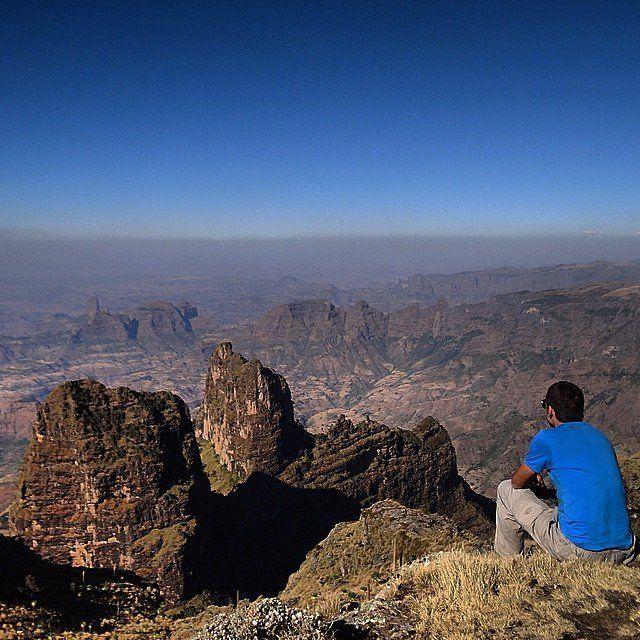 Simien Mountain National Park, Ethiopia