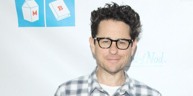 LOS ANGELES, CA - APRIL 19:  J.J. Abrams arrives at the Milk + Bookies 6th Annual Story Time celebration held at Skirball Cul