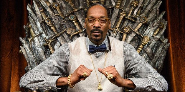 AUSTIN, TX - MARCH 20:  Snoop Dogg attends HBO Game of Thrones Presents: Snoop Dogg Catch The Throne Event At SXSW on March 2