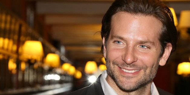 NEW YORK, NY - MAY 06:  Bradley Cooper attends the Bradley Cooper Sardi's Caricature Unveiling at Sardi's on May 6, 2015 in N