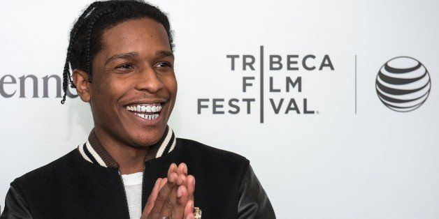 NEW YORK, NY - APRIL 21:  Rapper ASAP Rocky attends 2015 Tribeca Film Festival - Tribeca Talks: CRWN With Elliott Wilson And