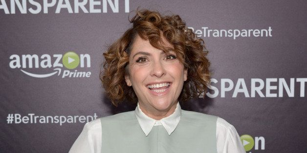 LOS ANGELES, CA - JUNE 01:  Writer/producer Jill Soloway attends the Emmy FYC Los Angeles Screening of Amazon Original Series