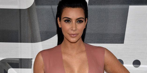 NASHVILLE, TN - JUNE 02:  Kim Kardashian West attends the Hype Energy Drinks U.S. Launch on June 2, 2015 in Nashville, Tennes