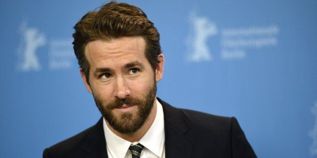 Canadian actor Ryan Reynolds poses for photographers during a photocall for the film 'Woman in Gold' presented as Berlinale Special at the 65th Berlin International Film Festival Berlinale in Berlin, on February 9, 2015.      AFP PHOTO / ODD ANDERSEN        (Photo credit should read ODD ANDERSEN/AFP/Getty Images)
