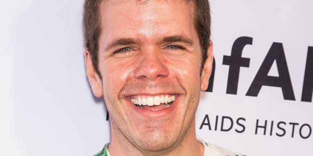 NEW YORK, NY - JUNE 16:  Perez Hilton attends the 2015 amfAR Inspiration Gala New York at Spring Studios on June 16, 2015 in