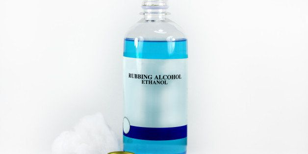 11 Surprising Uses For Rubbing Alcohol | HuffPost