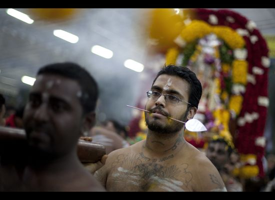 Thaipusam, Hindu Festival, Marked By Piercings And Painful Rituals