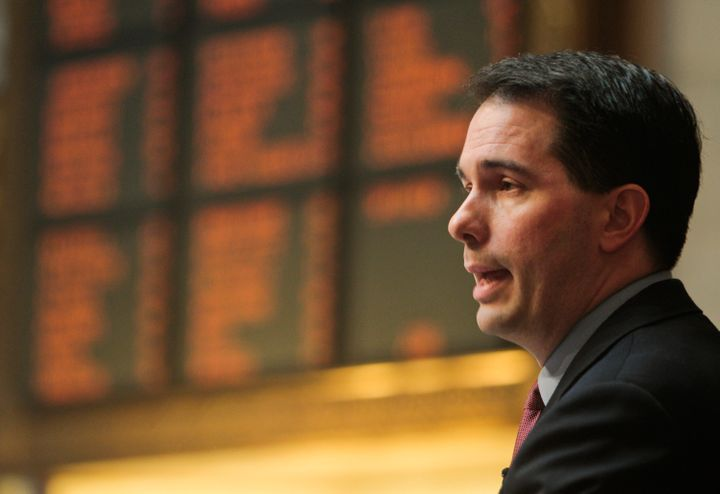 Working To Send Scott Walker His Layoff >> Wisconsin Layoff Notices Will Come Friday Scott Walker Says Huffpost