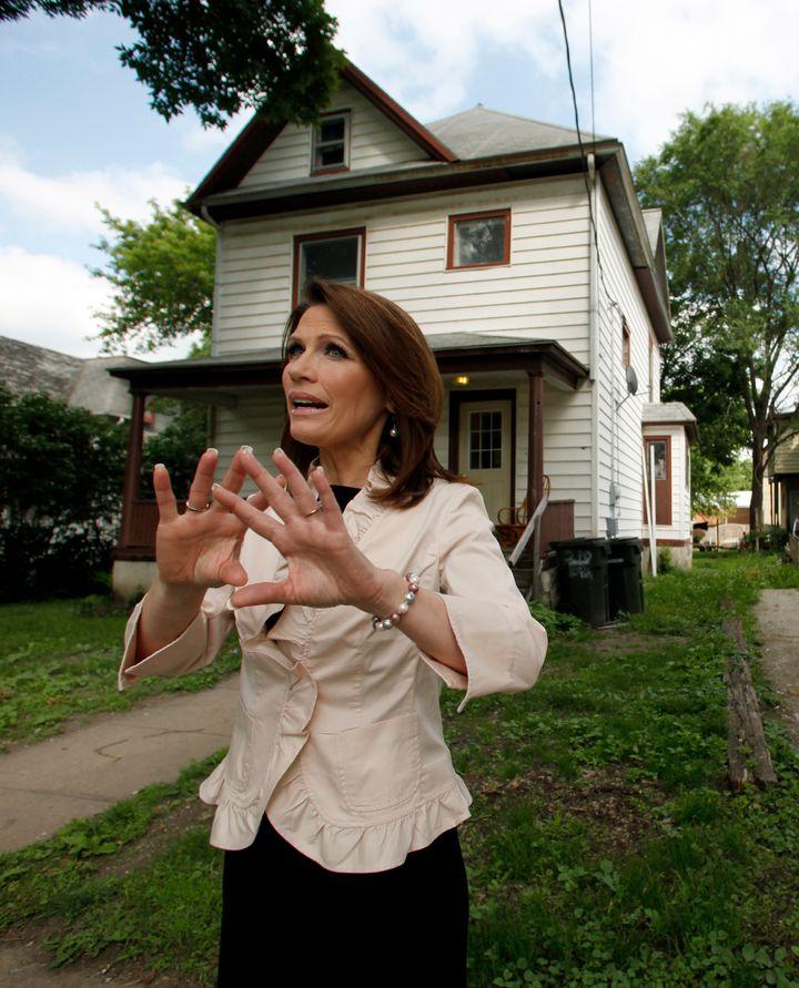John Wayne Gacy Remarks Prompt Michele Bachmann To Admit She