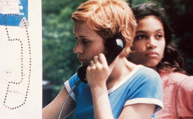 ChloëSevigny and Rosario Dawson in