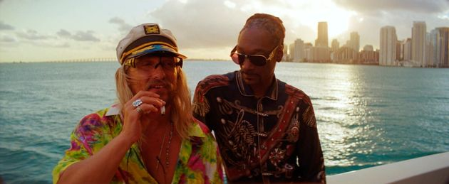 Matthew McConaughey and Snoop Dogg in