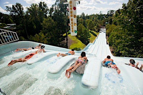 Water Parks In And Around Virginia