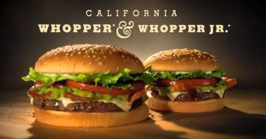 Burger King California Whopper, Reviewed | HuffPost