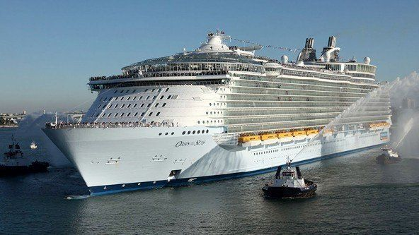 The Royal Caribbean Oasis Of The Seas: A Huffington Post Travel