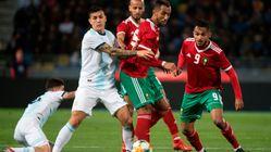 Le Maroc s'incline en amical face à l'Argentine par 1 but à