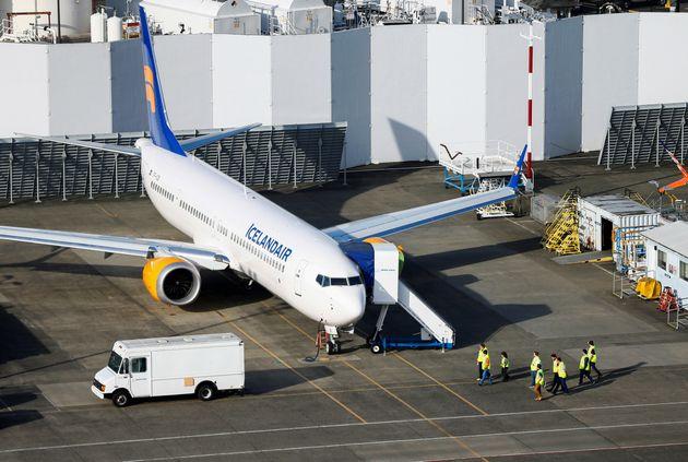 Νέο απρόοπτο με Boeing 737 MAX 8 στη