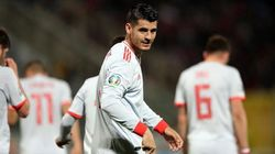 España gana a Malta con un doblete de