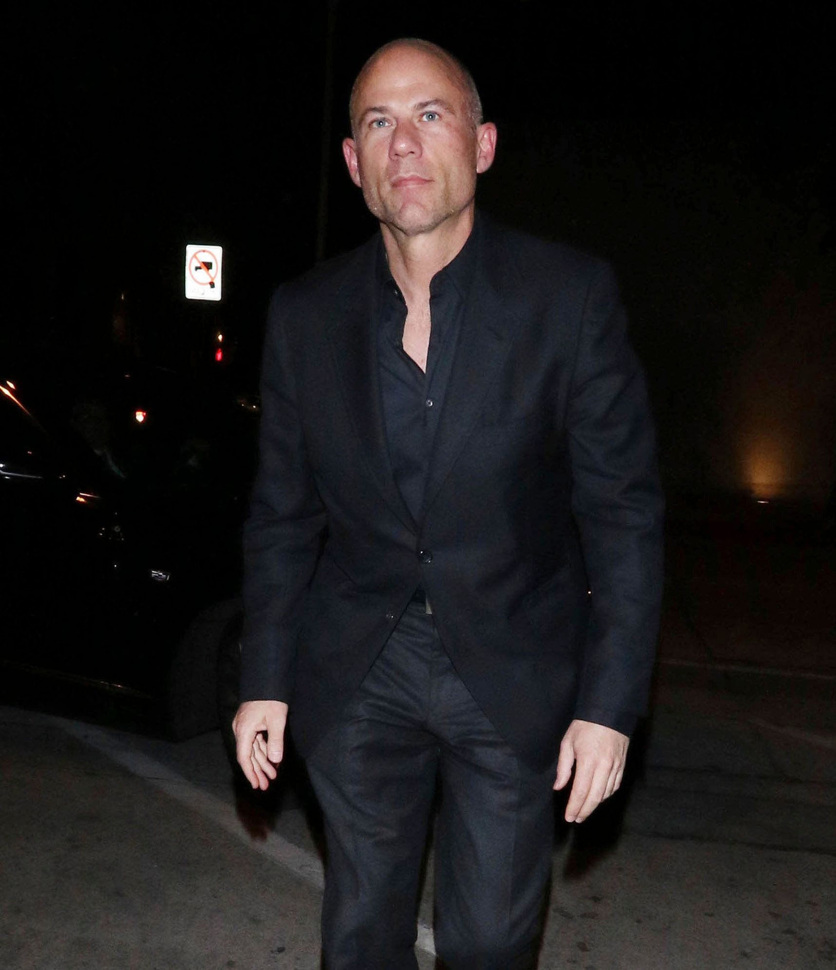 MARCH 26, 2019: Federal prosecutors in Manhattan, NYC and Los Angeles, CA charged celebrity attorney Michael Avenatti nearly simultaneously in two criminal cases on Monday, March 25, 2019. These complaints allege that Avenatti attempted to extort more than $20 million from Nike, Inc. and that he committed wire fraud and bank fraud. - File Photo by: zz/GOTPAP/STAR MAX/IPx 2019 3/16/19 Michael Avenatti is seen outside Craig's Restaurant in West Hollywood, Los Angeles, CA.