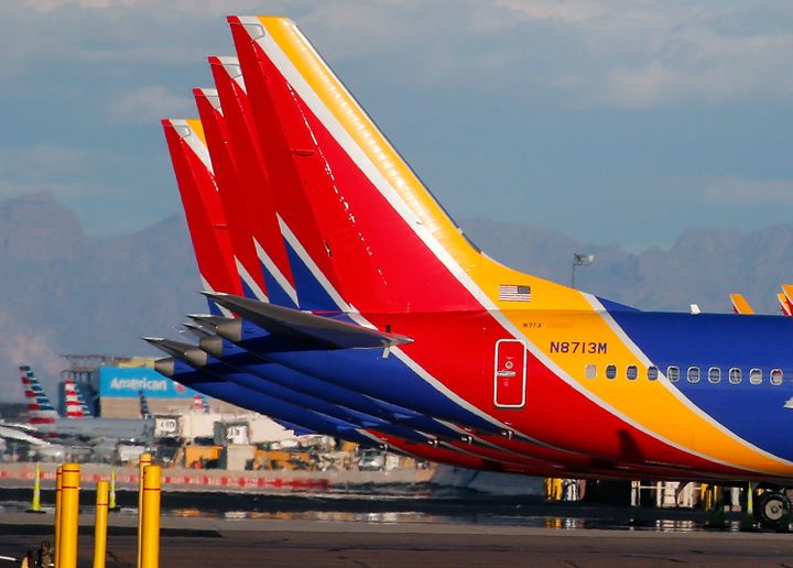 The FAA says an emergency on a Southwest Airlines flight, involving a Boeing 737 Max 8 that was being ferried to California,